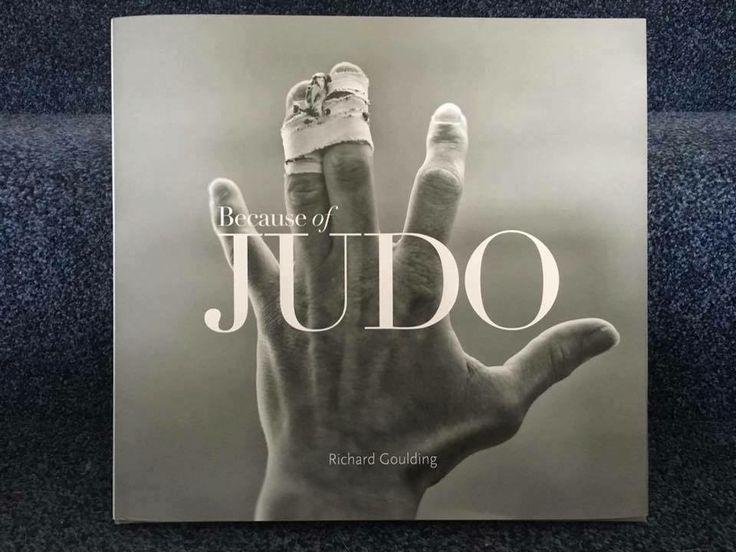 Because of judo . . .