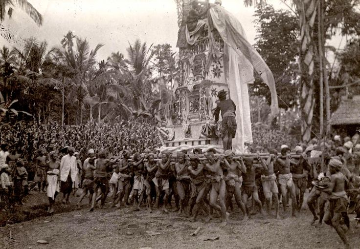100 Old Photo Collection Bali
