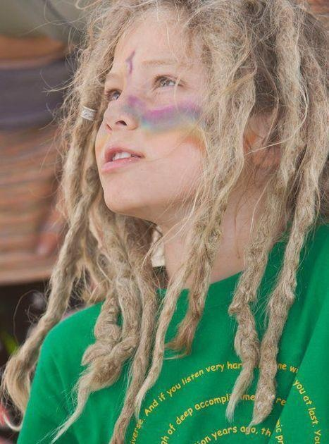 dreadlock rasta kid