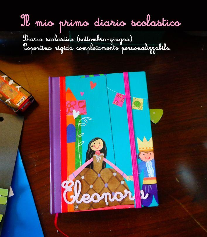 diario scolastico - diary school album