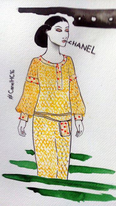#ChanelHC16