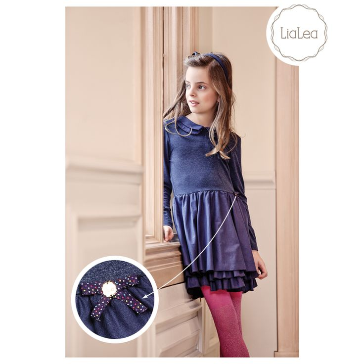 Bir LiaLea elbisesini minik detaylar ve yarattığı büyük hayaller ile tanıyabilirsiniz...   #lialea #bgstore #kış #sonbahar #dress #outfit #fashion #kidsfashion #teenfashion #kidstyle #shopping
