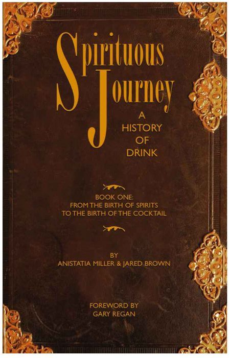 Spirituous Journey - Book one by Anistatia Miller & Jared Brown