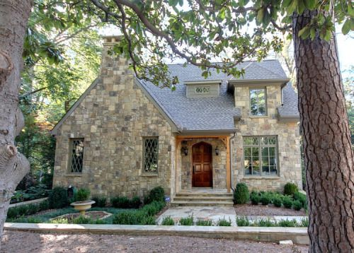 73 best ideas about Stone homes on Pinterest Gardens