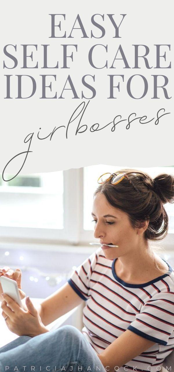 In diesem Artikel diskutieren wir über 20 Selbstpflegeideen für Girlbosses! Du wirst …   – self-care & personal growth