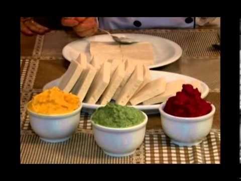 Torta fria de vegetais (reprise) - Programa Rio Grande Rural