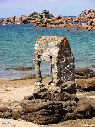 Pink Granite Coast - Brittany (France)   Flickr - Photo Sharing!