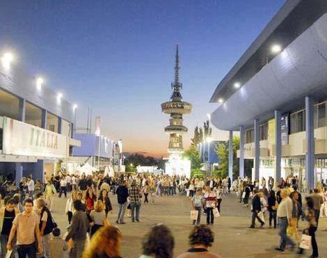 International Exhibition Center, THESSALONIKI