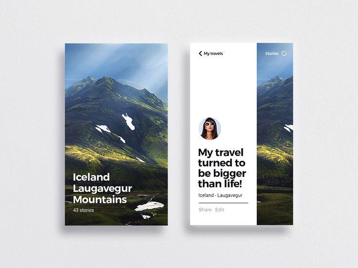 Favorite Travel app by Igor Ivankovic