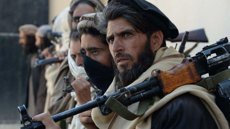 Taliban conflict: Militants refuse fresh Afghan peace talks - BBC News