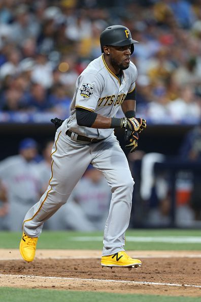 Starling Marte Iphone Wallpaper