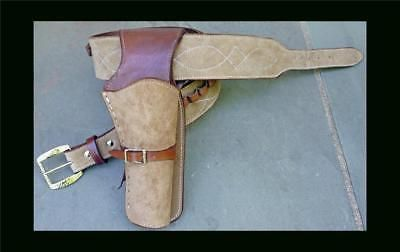Belts 155187: Clint Eastwood Premium Western Cowboy Holster Rig - Movie Prop -> BUY IT NOW ONLY: $169 on eBay!