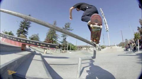 Primitive Skate San Luis Obispo Demo | Paul Rodriguez, Bastien Salabanzi & More – Primitive Skate: Source: Primitive Skateboarding on…