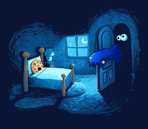 Cookie nightmare