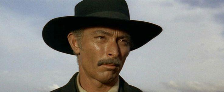 リー・ヴァン・クリーフさん『ダグラス・モーティマー大佐(夕陽のガンマン)』