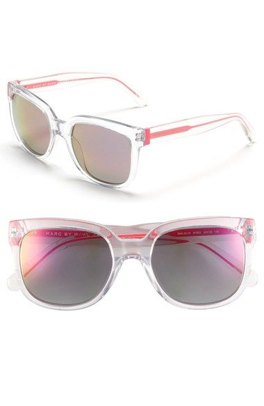 MARC BY MARC JACOBS 53mm Retro Sunglasses