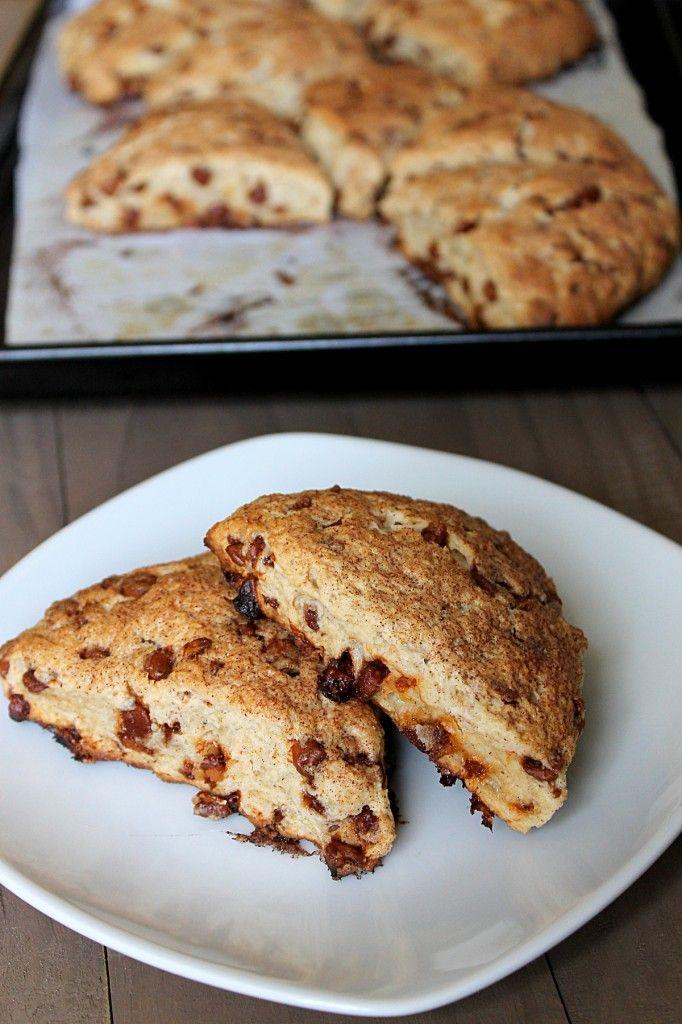 Cinnamon Eggnog Scones... Heloooooo Christmas!! | Breakfasts & Breads ...
