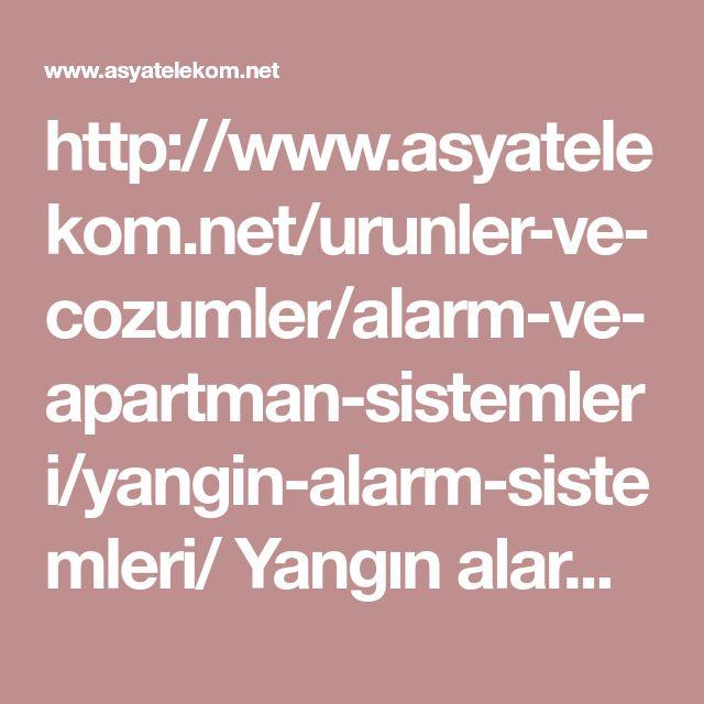 http://www.asyatelekom.net/urunler-ve-cozumler/alarm-ve-apartman-sistemleri/yangin-alarm-sistemleri/  Yangin alarm sistemleri konusunda sekt�r�n �nde gelen markalari hakkinda profesyonel ekibimizden en hizli ��zumlere ulasabilirsiniz.   #adresli #yangin #algilama #alarm #sistemleri #konvansiyonel
