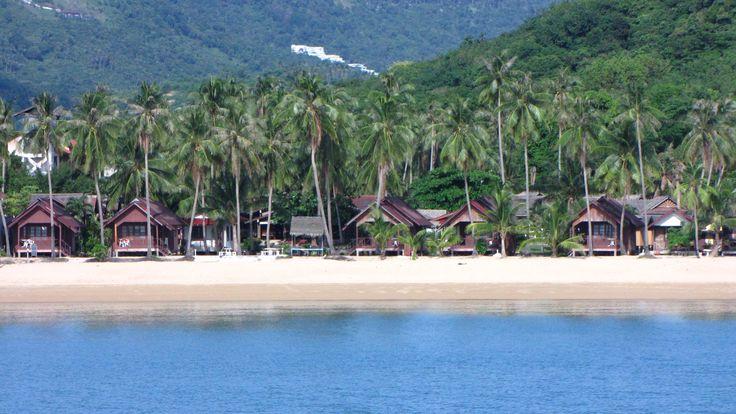 Thailand - Koh Samui - Maenam Beach
