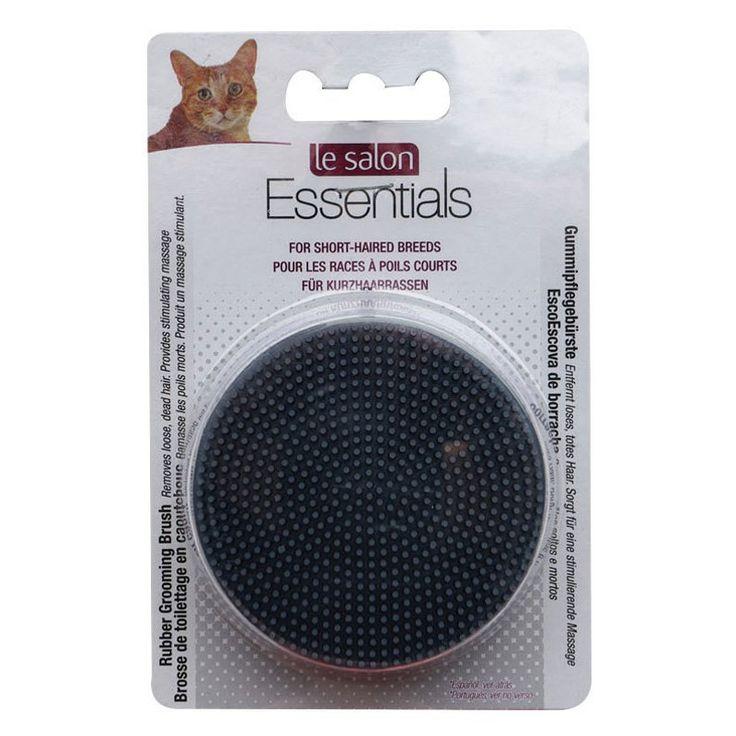 Резиновая щетка для кошек Le Salon (круглая)