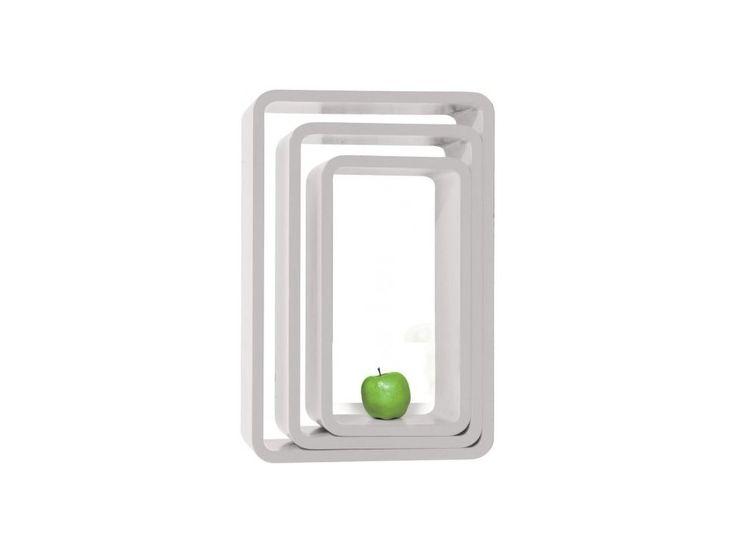 Regał Lounge Cube IV (3/Set) — Regały Kare Design — sfmeble.pl