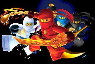 Lego Ninjago party - Inviti di compleanno ed ispirazioni
