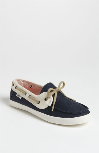 Vans 'Chauffette' Boat Shoe available at #Nordstrom