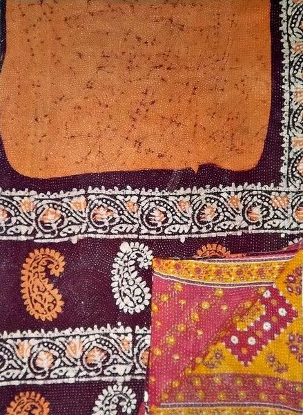 Daria Kantha Quilt, as seen in the Fall 12 issue of VIVmag http://www.zinio.com/pages/VIVmag/FALL2012/416238323/pg-106