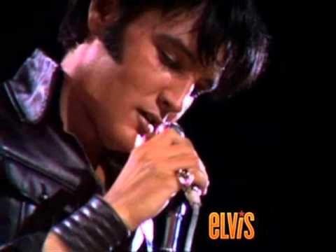 Elvis Presley ~ Gentle On My Mind (HQ) .