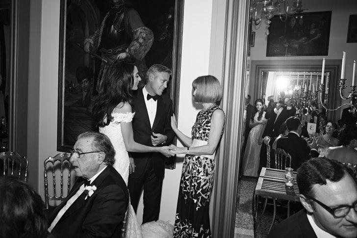 Pin for Later: Ganz nah mit dabei: Neue Bilder von George Clooney's Hochzeit!