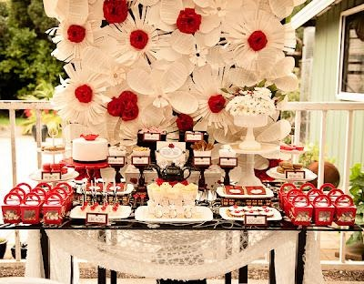 1920s High Tea Party by Lily Chic Events