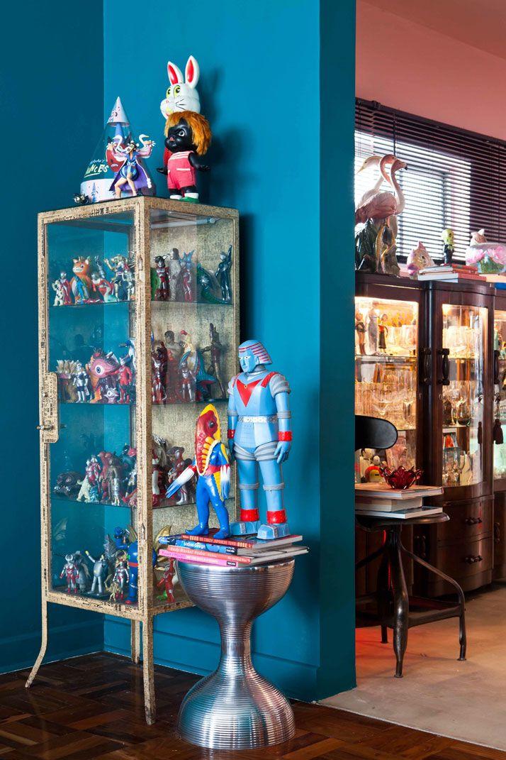 Como Arrumar Sua Coleção | Click Interiores