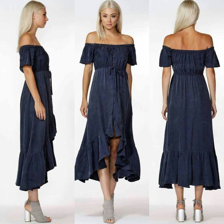 One of our favourites from FATE+Becker the Halston Dress Ink $169.95 🔥  🛍 Buy NOW, Pay LATER with Zippay & Afterpay 📬 Free express shipping on all orders over $50 AUS wide  https://www.orangesherbet.com.au/collections/frontpage/products/halston-dress-ink