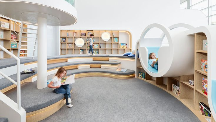 Sydney kids' play centre Nubo looks like it's from the future