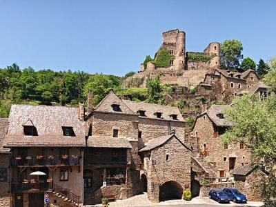 Belcastel plus.beaux.villages.de.France