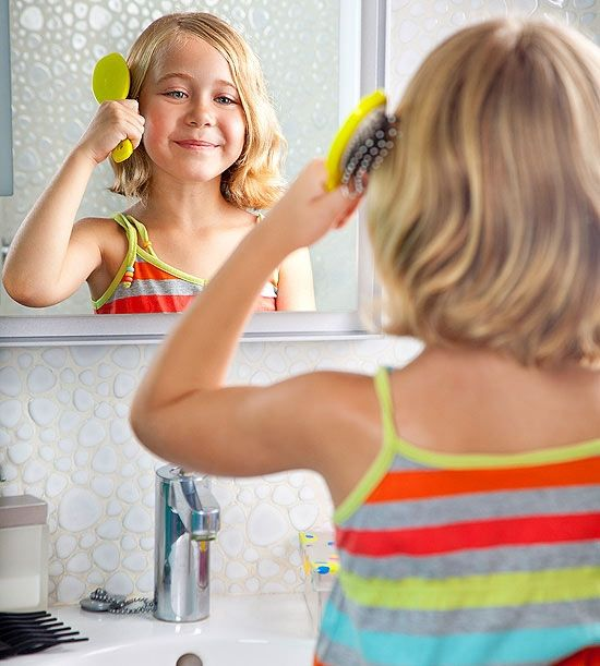 Mothers can follow these steps to instill a positive body image in their children (especially young girls) and help prevent eating disorders.