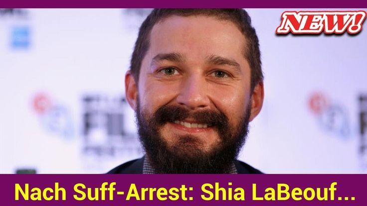 Hollywood-Star Shia LaBeouf (31) bekleckerte sich in den vergangenen Wochen nicht gerade mit Ruhm: Mitte Juli war der Transformers-Darsteller wegen Pöbelei von der Polizei abgeführt worden. Das Drama in Handschellen endete sogar noch mit einer Beamtenbeleidigung auf dem Revier. Jetzt macht Shia offenbar endlich wieder das was er wirklich kann: schauspielern!   Source: http://ift.tt/2vmcOIm  Subscribe: http://ift.tt/2qsx2iw Suff-Arrest: Shia LaBeouf ist zurück am Filmset!