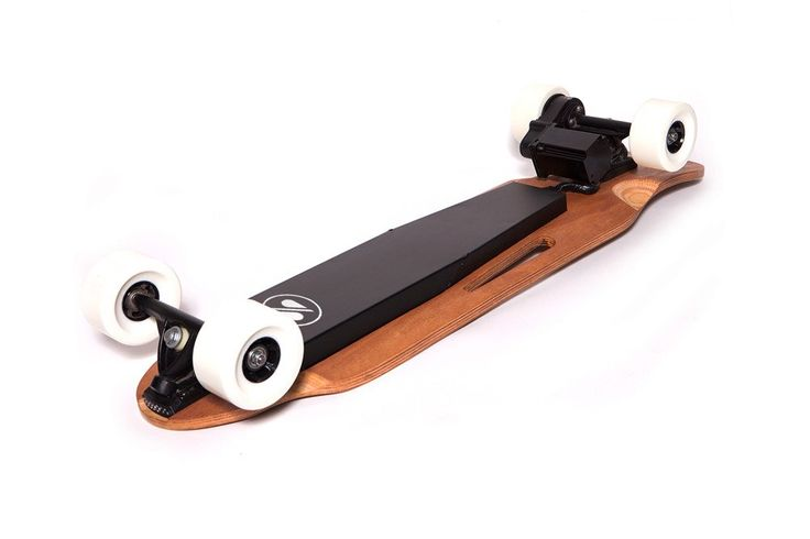 Shipping: October / November 2016 Weight-Sensing Control The ZBoard 2 Pearlis the world's first and only weight-sensing electric skateboard.Our patented contr