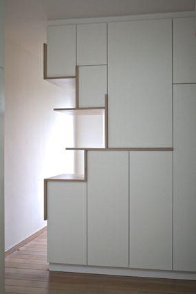 Storage by Filip Janssens; via www.filipjanssens.be