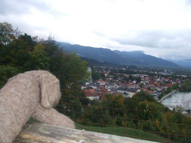 Am Kalvarienberg in Bad Tölz