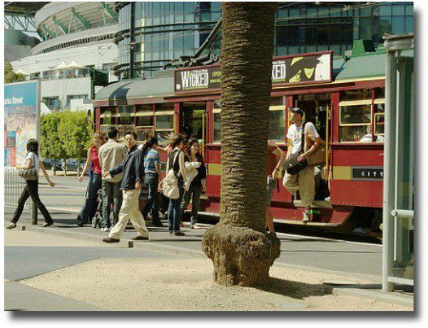 Free City Circle Tram | Melbourne Historic Sights