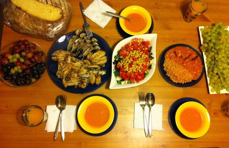 En doğal akşam yemeği