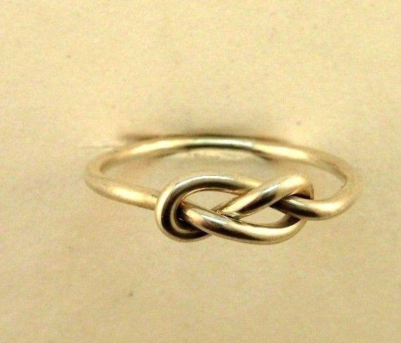 Infinity ring. $15