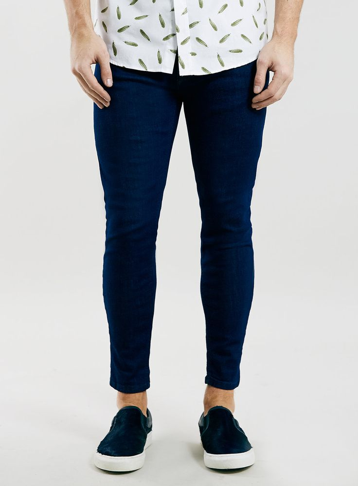 It is a blue stretch skinny jean from Topman and I have chosen this pants as its stretchable and that when going out, there is ley way of movement and to go with the trend. The fashion it represents is street fashion as that many individuals wear skin tight pants to look hip. This works with my partner's merchandises as that it is similar as to what I generally see in the street. I also like it as that it gives the contrast between the light and dark.