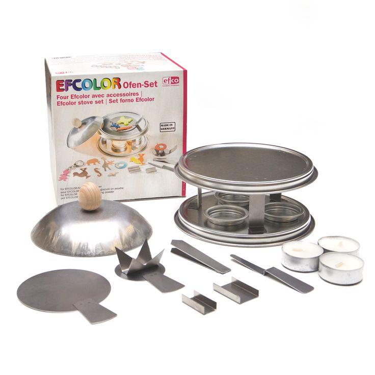 "Metal Clay Ltd - Efcolor Cold Enamel Stove Set, <span class=""ProductDetailsPriceIncTax"">£17.40 (inc VAT)</span> <span class=""ProductDetailsPriceExTax"">£14.50 (exc VAT)</span> (http://www.metalclay.co.uk/efcolor-stove-set/)"