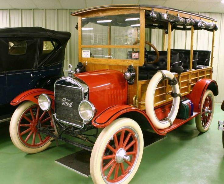 1917 Ford Model T Depot Hack