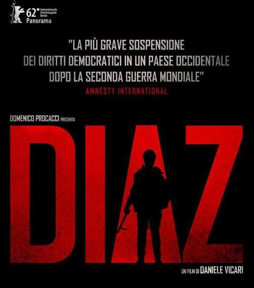 """""""Diaz"""" di Daniele Vicari"""
