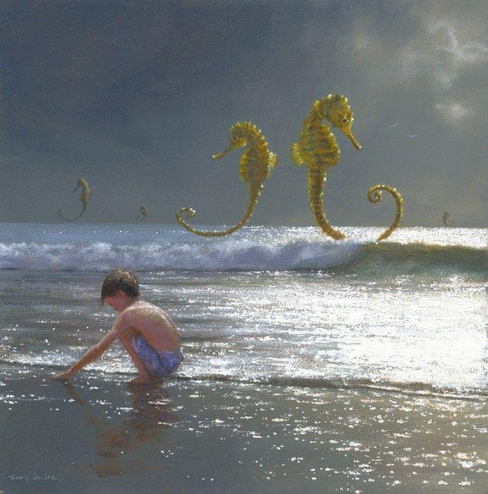 Artist J Lawlor on Pinterest | Artists, Irish and Acrylics