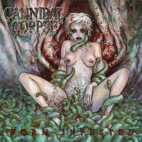Favorite Cannibal Corpse album cover! :D