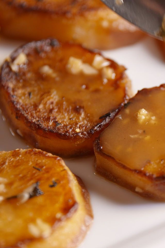 You Need To Know About (And Make) Melting Potatoes  - CountryLiving.com